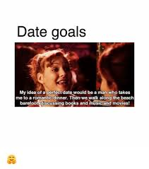 Perfect Date Meme - 25 best memes about my idea of a perfect date my idea of a