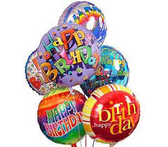 50th birthday balloons delivered balloons delivered dunellen nj and south plainfield