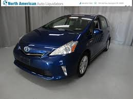 american toyota 2014 toyota prius v three 4dr wagon in essington pa north