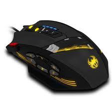 bureau en gros souris chaud vente 12 boutons programmables filaire led optique usb gaming
