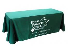 8 ft table cloth with logo 8 ft tables printed custom tablecloths logo tablecloths