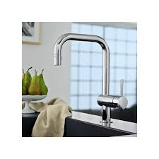 grohe minta kitchen faucet grohe 32319000 starlight chrome minta pull kitchen faucet with