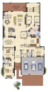 canary 603 floor plan custom home builders florida pinterest