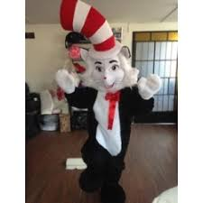 cat in the hat costume costume the cat in the hat deluxe