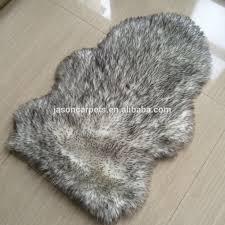 Faux Fur Sheepskin Rug Alibaba Manufacturer Directory Suppliers Manufacturers
