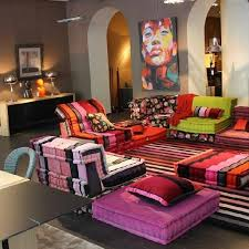 magasin canape canape en cuir contemporain roche bobois 1 roche bobois bruy232re