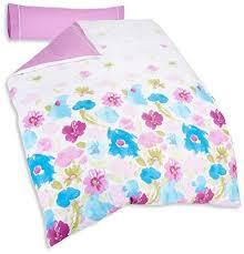 piumone per bambini artemur piumone per letto multicolore viola bianco
