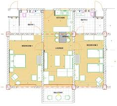 Hotel Suite Floor Plan Two Bedroom Hotel Suite Nairobi Bidwood Suites
