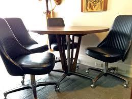 Diy Mid Centurey Modern Dining Chair Chromcraft Dining Room Sets Alliancemv Com