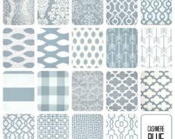 108 Length Drapes Dusty Blue Curtains Etsy