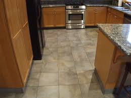 Kitchen Floor Tile Ideas With Oak Cabinets Ceramic Kitchen Tile Floor Designs U2013 Home Improvement 2017