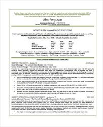 Employee Engagement Resume 9 Hospitality Curriculum Vitae Word Pdf Free U0026 Premium Templates
