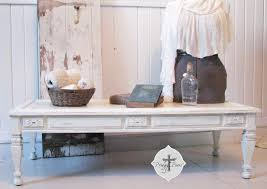 Shabby Chic Coffee Tables Thrifted Coffee Table Makeover Prodigal Pieces
