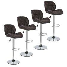 Grey Leather Bar Stool Bar Stools Ebay