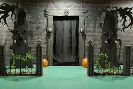 Halloween Decoration Interior Design Creative Halloween Decoration Theme Decorating