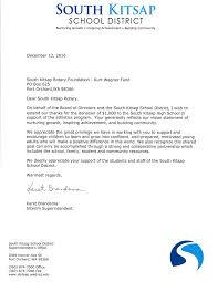 formal donation letter thank you letter for donation of money