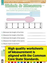 kids math measurement worksheets grade 2 app ranking and store