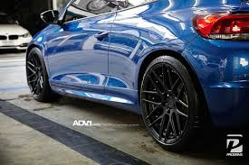 volkswagen brunei volkswagen vw scirocco adv8 m v2 sl wheels in matte black adv 1 wheels
