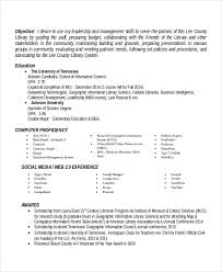 Mis Resume Samples by Principal Resume Template 5 Free Word Pdf Document Downloads