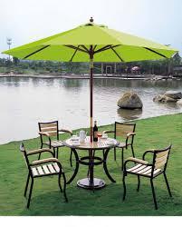 Mesh Patio Table by Aluminium And Mesh Cloth Outdoor Furniture Outdoor Umbrella Yard