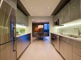 Narrow Galley Kitchen Galley Style Kitchen Designs Galley Kitchen Designs Hgtv Interior