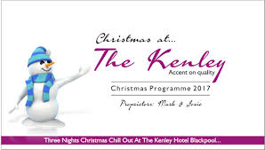 christmas at the kenley 2017 the kenley