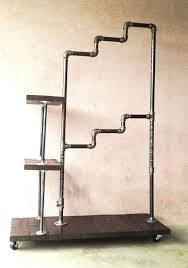 wardrobes pipe clothing rack tutorial industrial galvanized pipe