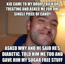 Trick Or Treat Meme - i understood him trick or treat all the way little bro rebrn com