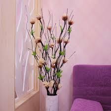 Artificial Flowers For Home Decoration Artificial Flowers Arrangements Living Room House Design And Plans