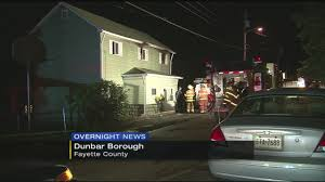 Fayette County Maps Man Rescued From Fayette County House Fire Wpxi