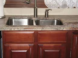Cherry Cabinets In Kitchen 129 Best Gorgeous Granite Kitchens Images On Pinterest Granite
