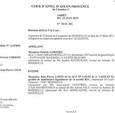 cour d appel aix en provence chambre sociale cour d appel d aix en provence 8e chambre c pdf