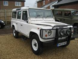 kahn land rover defender 110 land rover defender 110 5 door county station wagon 200 tdi in