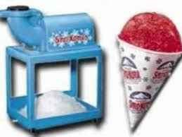 snow cone rental party rental in miami snow cone machine