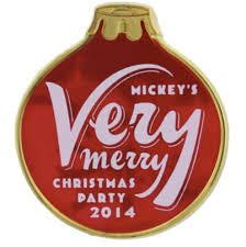 mickey u0027s merry christmas party 2014 pins disney pins blog