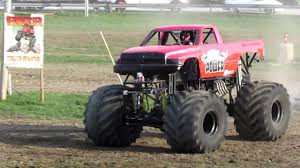la county fair monster truck power monster truck freestyle vermoster 4x4 rutland 2016 youtube