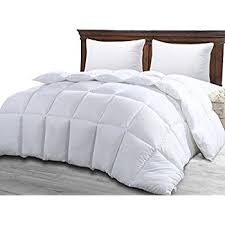 Grey Quilted Comforter Amazon Com Comfort Spaces U2013 Vixie Reversible Down Alternative