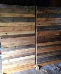 Temporary Wall Ideas Basement by Rustic Room Divider Google Search Diy Pinterest Rustic