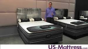 Matelas Simmons Constellation Simmons Mattress Simmons Beautyrest Black Brooklyn Plush Pillow