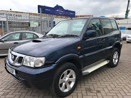 nissan terrano 1995 2004 54 nissan terrano 2 2 7 turbo diesel 5 seater 4x4 off road