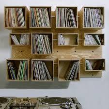 Lp Record Cabinet Furniture 34 Best Vinyl Storage Images On Pinterest Lp Storage Vinyl