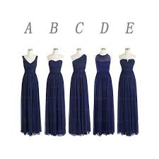 navy bridesmaid dresses mismatched bridesmaid dress navy bridesmaid dress chiffon