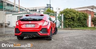 honda civic 2017 hatchback sport 2017 honda civic rs sport hatch car review type r wannabe