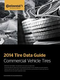 continental data guide tire vehicles