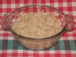 cuisiner du riz blanc recette santé riz brun naturel