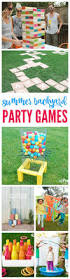 fun backyard party games home outdoor decoration