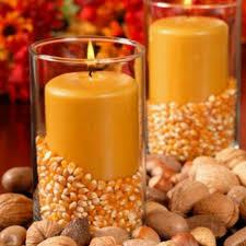 great thanksgiving centerpiece thankgiving velas