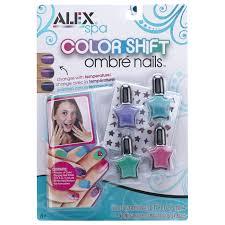 alex spa color shift ombre nails alexbrands com