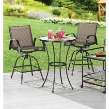 Bistro Patio Table Bistro Patio Furniture Outdoor Bistro Set