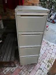 Brownbuilt Filing Cabinet Large Two Drawer Metal Filing Cabinet Other Furniture Gumtree